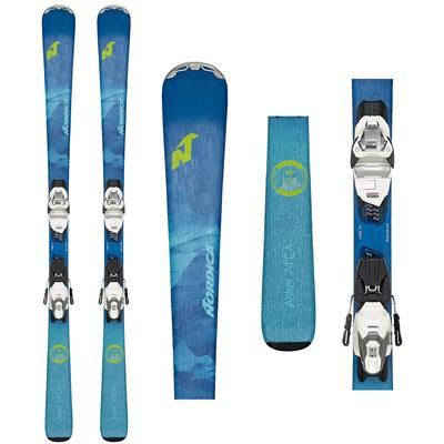 Nordica Astral 74 CA Skis with TP2 Compact 10 FDT Bindings Women's 2020