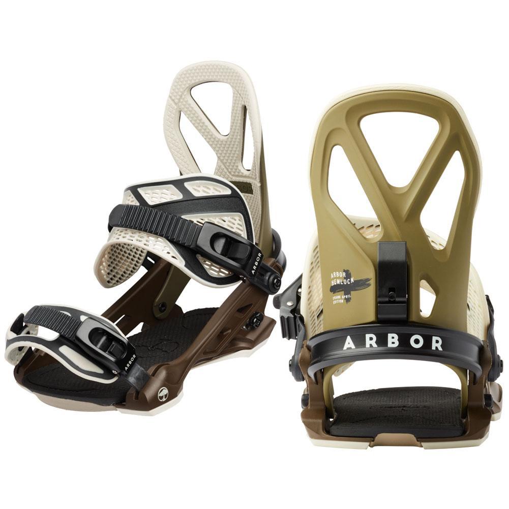 Arbor Hemlock Snowboard Binding 2021