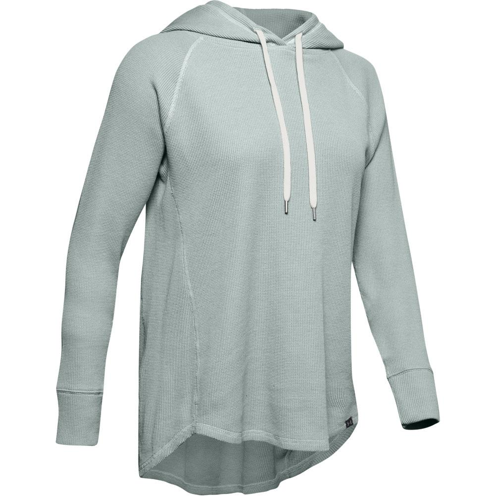 womens white under armour sweatshirt