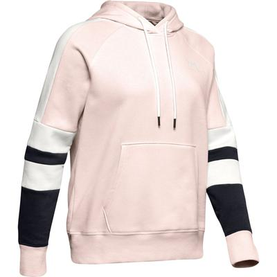 Under Armour Rival Fleece LC Logo Novelty Hoodie  Women's