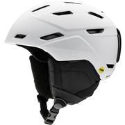 Smith Mission Mips Helmet Men's MATTE WHITE