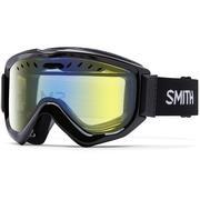 Smith Knowledge OTG Goggles Men's BLACK/YELLOW SENSOR MIRROR