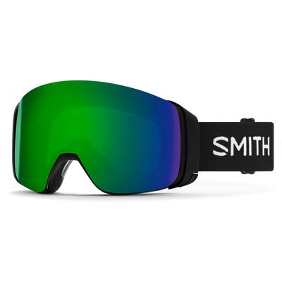 Smith 4D Mag Goggles Plus Spare Lens Men's