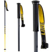 Line Tac Ski Poles Men's 2020 BLACK/YELLOW