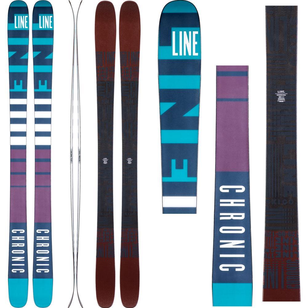 Line Chronic Skis Men's 2020