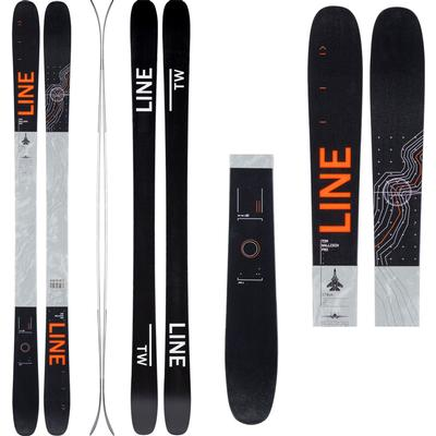 Line Tom Wallisch Pro Skis Men's 2020