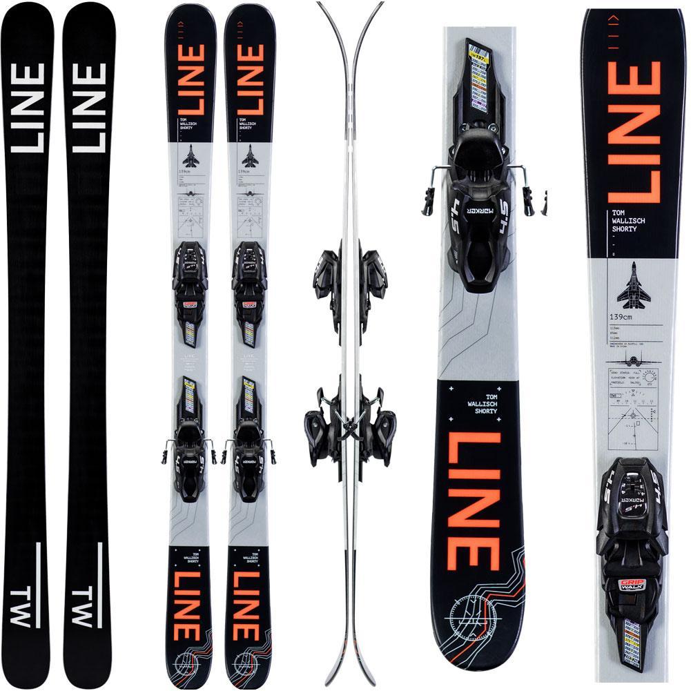 Line Wallisch Shorty Skis Kids ' 2020