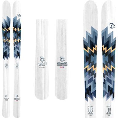 Icelantic Oracle 88 Skis Women's 2020