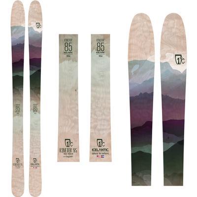 Icelantic Riveter 85 Skis Women's 2020