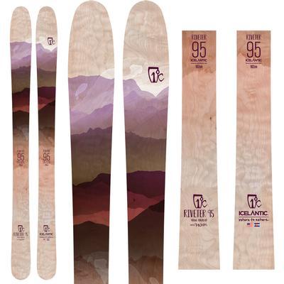Icelantic Riveter 95 Skis Women's 2020