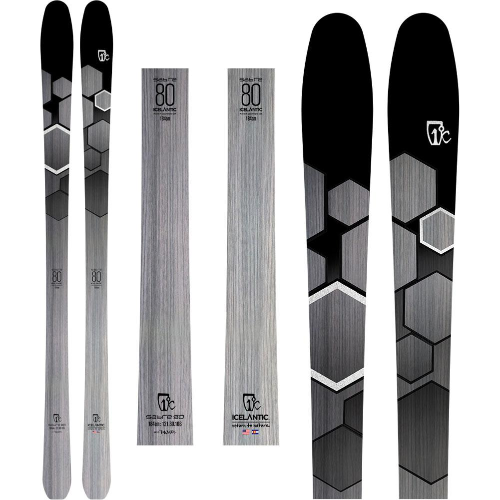 Icelantic Sabre 80 Skis Men's 2020