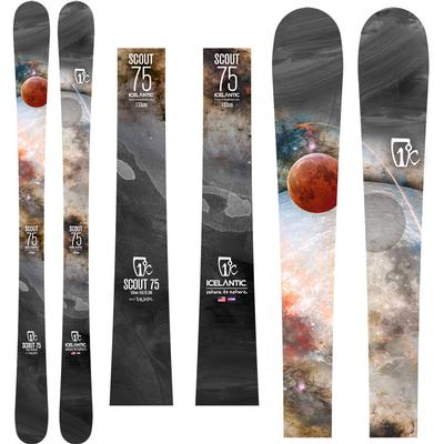 Icelantic Scout 75 Skis Kids' 2020