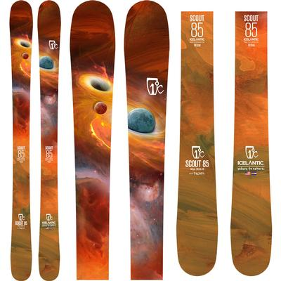 Icelantic Scout 85 Skis Kids' 2020