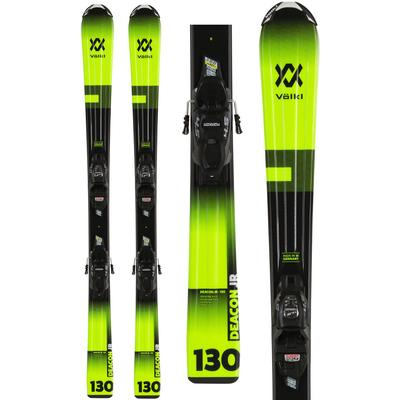 Volkl Deacon Jr Skis With 7.0 Bindings Boys' 2020