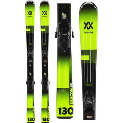 Volkl Deacon Jr Skis With 4.5 Bindings Boys' 2020