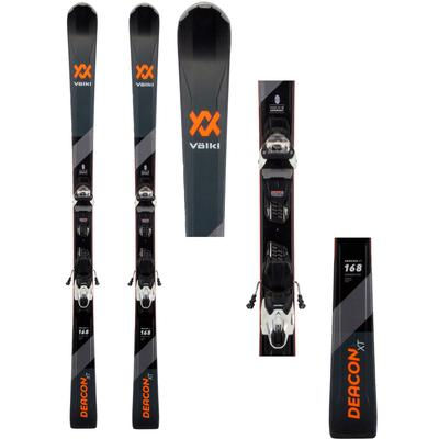 Volkl Deacon XT Skis With VMotion 10 Bindings Men's 2020
