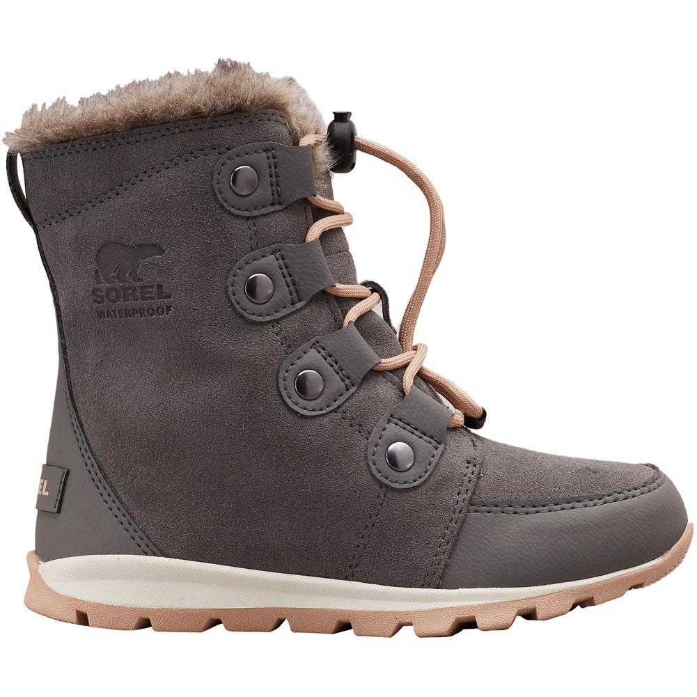 Sorel Whitney Suede Boots Girls '