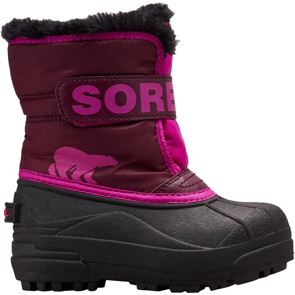 Sorel Snow Commander Boots Toddler/Little Kids