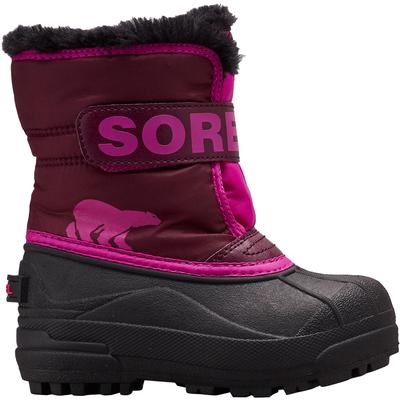 Sorel Snow Commander Boots Toddler / Little Kids
