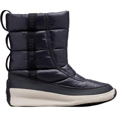 Sorel Out N About Puffy Mid Shiny Boots Women's
