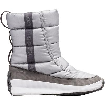 Sorel Out N About Puffy Mid Metal Boots Women's