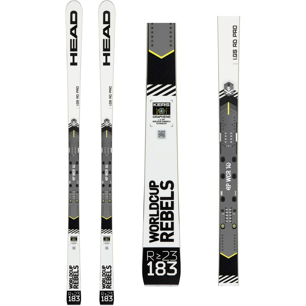 Head Worldcup Rebels I.Gs Rd Pro Skis 2020