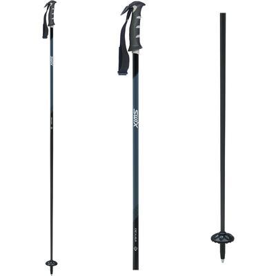Swix Excalibur Dark Ski Poles