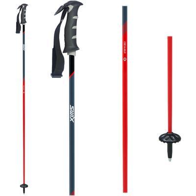 Swix Excalibur Fire Ski Poles