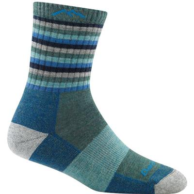 Darn Tough Vermont Stripes Micro Crew Cushion Socks Women's