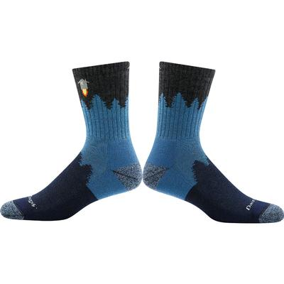 Darn Tough Vermont Number 2 Micro Crew Cushion Socks Men's