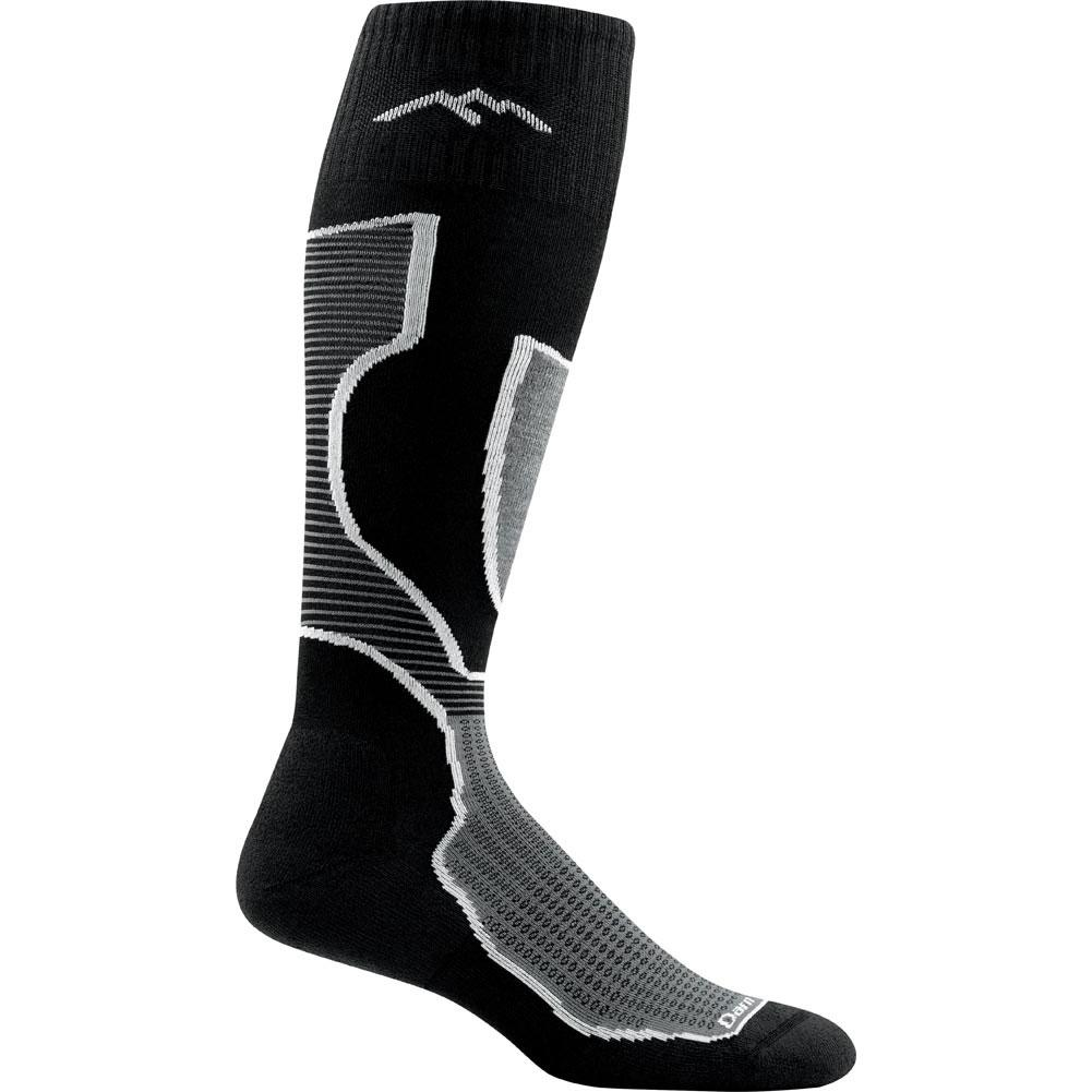 Darn Tough Vermont Outer Limits Over- The- Calf Padded Light Cushion Socks Men's