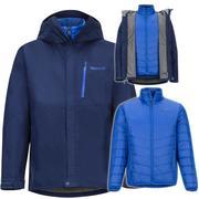Marmot Minimalist Component Jacket Men's ARCTIC NAVY/SURF