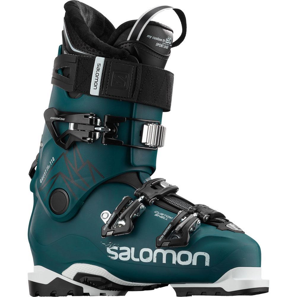 Salomon Quest Pro 110 Ski Boots Men's 2020