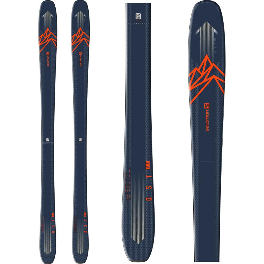 Salomon Qst 85 Skis 2020