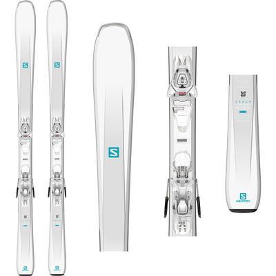 Salomon Aira 76 ST C Skis with L10 Bindings Women's 2020
