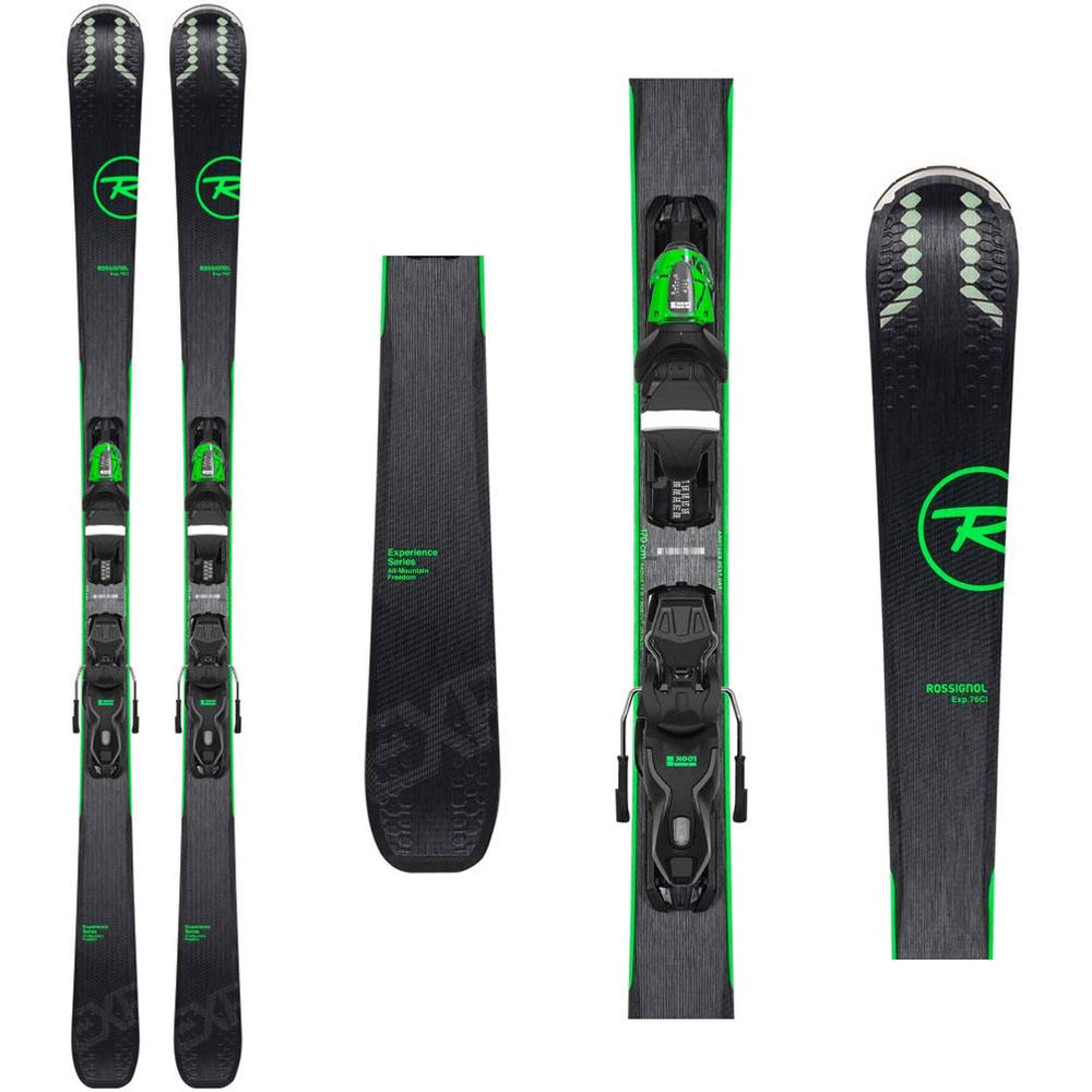Rossignol Experience 76 Ci With Look Xpress 10 Bindings