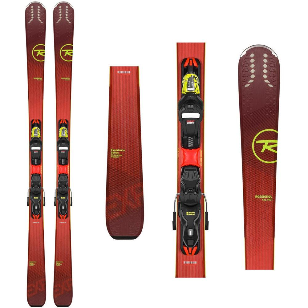 Rossignol Experience 80 Ci With Look Xpress 11 GW Bindings