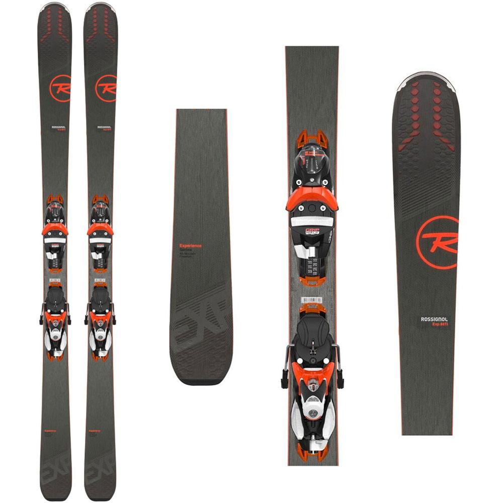 Rossignol Experience 88 Ti With Look SPX 12 Konect GW
