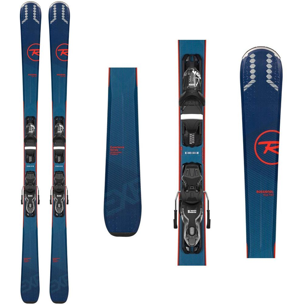 Rossignol Experience 74 With Look Xpress 10 Bindings Men's