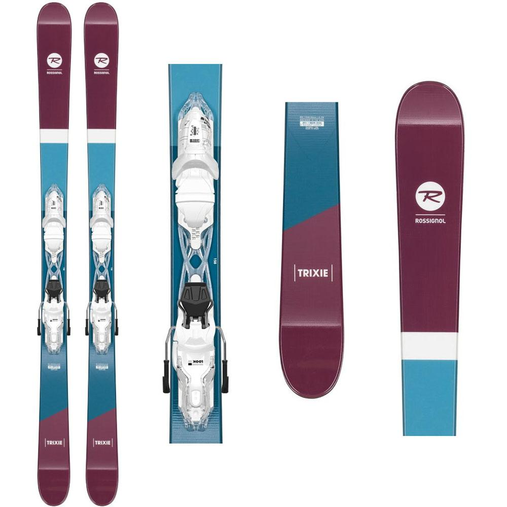 Rossignol Trixie With Look Xpress 10 Bindings Women's 2020