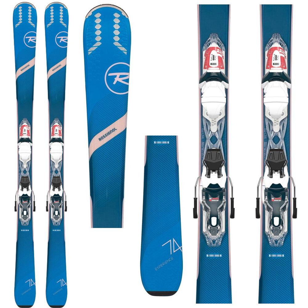 Rossignol Experience 74 With Look Xpress 10 Bindings Women