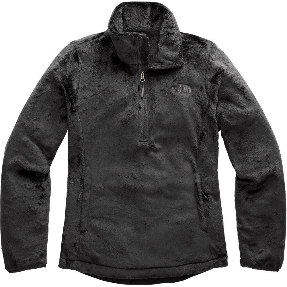 The North Face Osito 1/4 Zip Pullover Fleece Top Women's