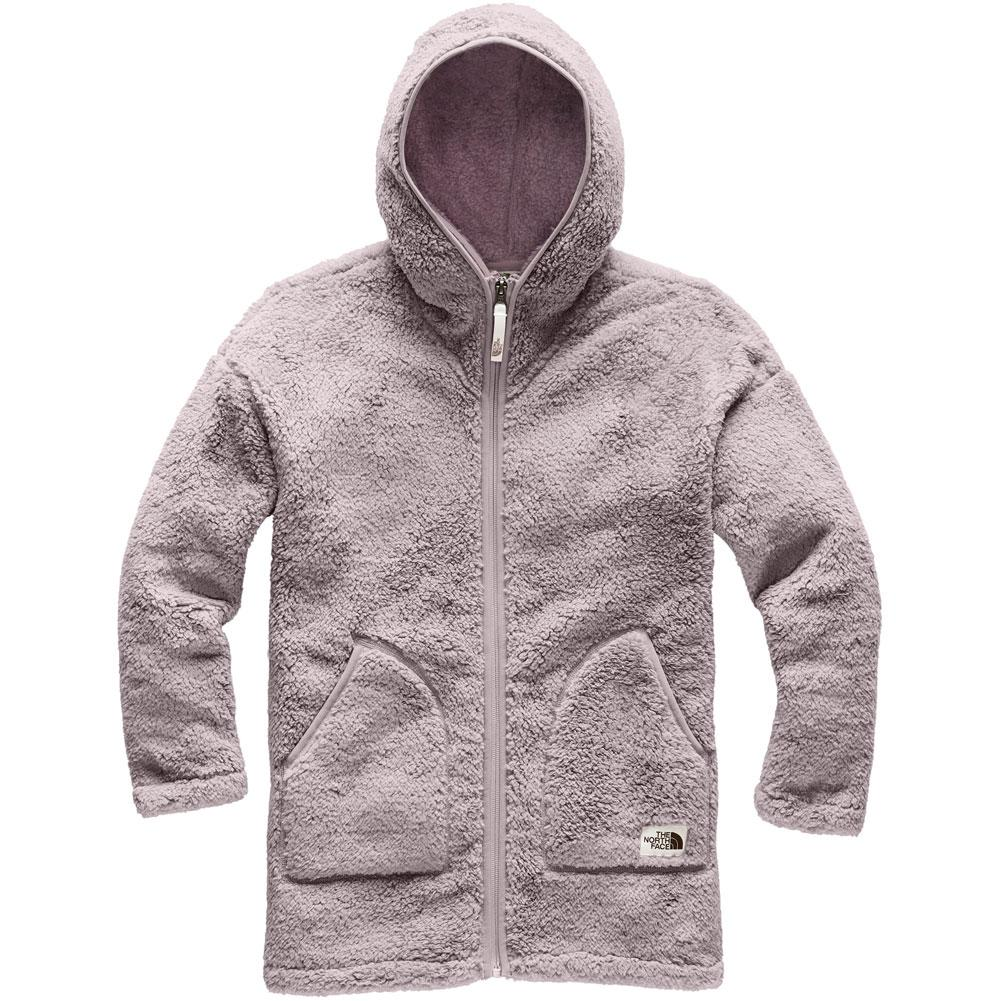 The North Face Campshire Long Full Zip Hoodie Girls '