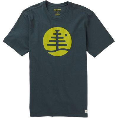 Burton Family Tree Short Sleeve Shirt Men's