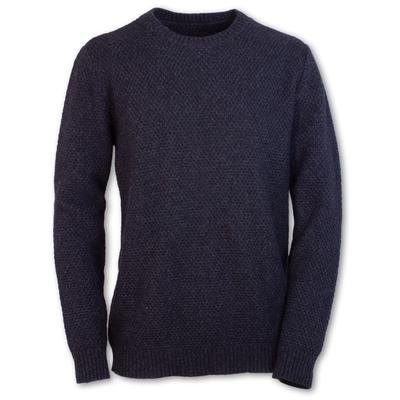 Purnell Wool Dobby Sweater Men's