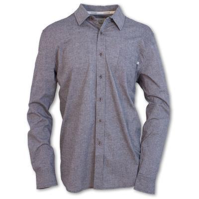 Purnell Slub Chambray Button-Up Shirt Men's