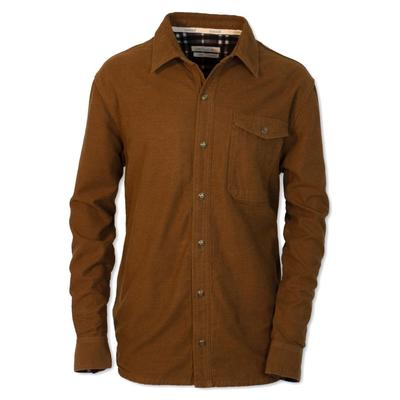 Purnell Moleskin Shirt Jacket Men's