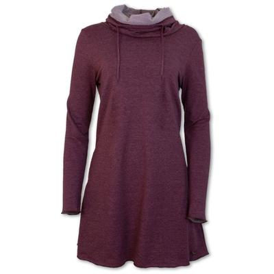 Purnell Cowl Neck French Terry Tunic Women's
