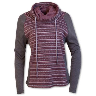 Purnell Fair Isle Cowl Neck Sweater Women's