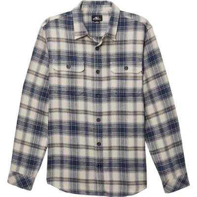 Oneill Paramount Flannel Shirt Mens